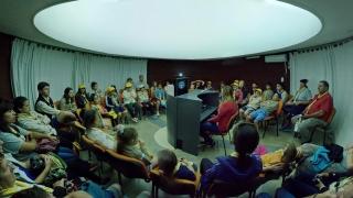 El Parque Astronómico abre sus puertas a turistas de toda la provincia