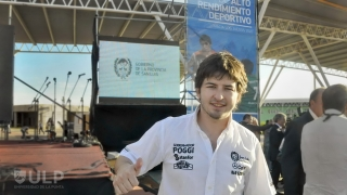 """Miguel Baldoni: """"El CARD va a ser una fábrica de campeones"""""""