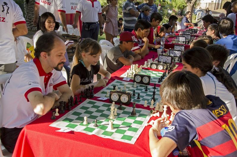 El ajedrez llegará a diferentes puntos de la provincia durante el verano