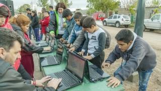 La robótica de alta competencia de la ULP llega a Tilisarao
