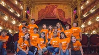 """El concierto """"De Las Aves"""" cautivó a los estudiantes de la """"Corazón Victoria"""""""