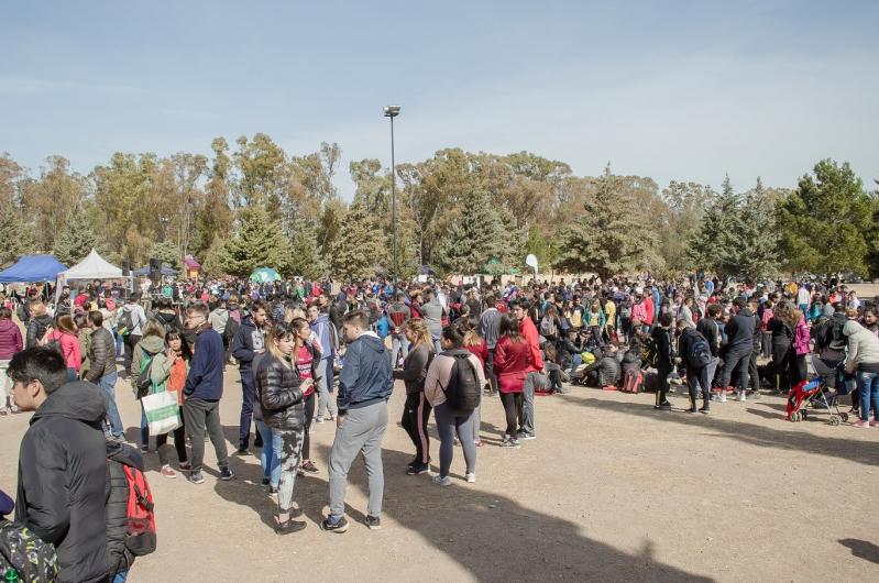 La ULP acompañó a la juventud en los festejos por su día