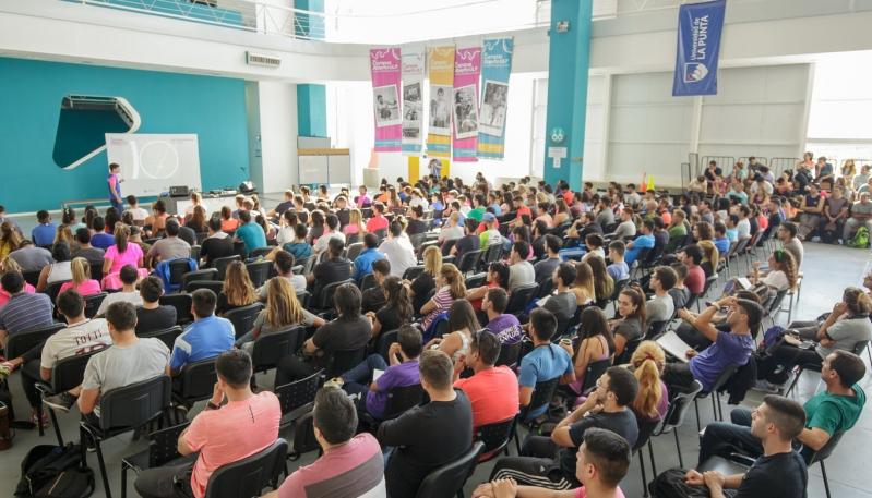 En el Campus ULP comenzó la capacitación en preparación física