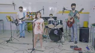 La Escuela de Música y el Coro ULP deleitaron con su música
