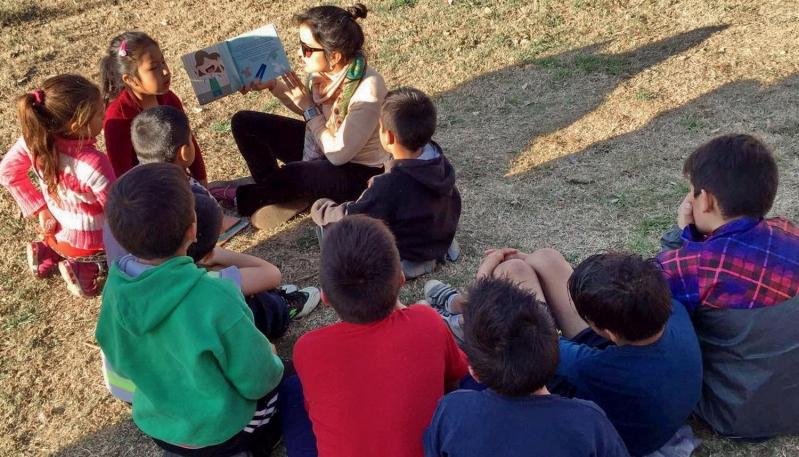 La ULP llevó aprendizaje y entretenimiento  a los chicos del Tibiletti, 1º de Mayo y Eva Perón