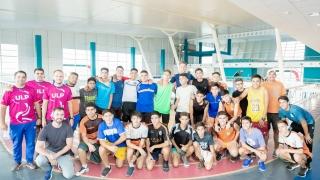 Setenta y cinco futbolistas de La Punta fueron evaluados en el Campus