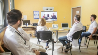 Realizaron la primera interconsulta con telemedicina en La Calera