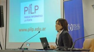 Emprendedores tecnológicos se dieron cita en la Universidad de La Punta