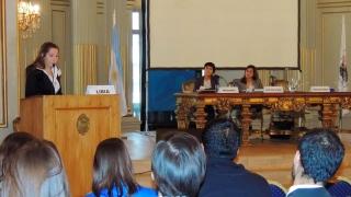 La crisis de Medio Oriente llega a la mesa de debate del Modelo ONU en San Luis