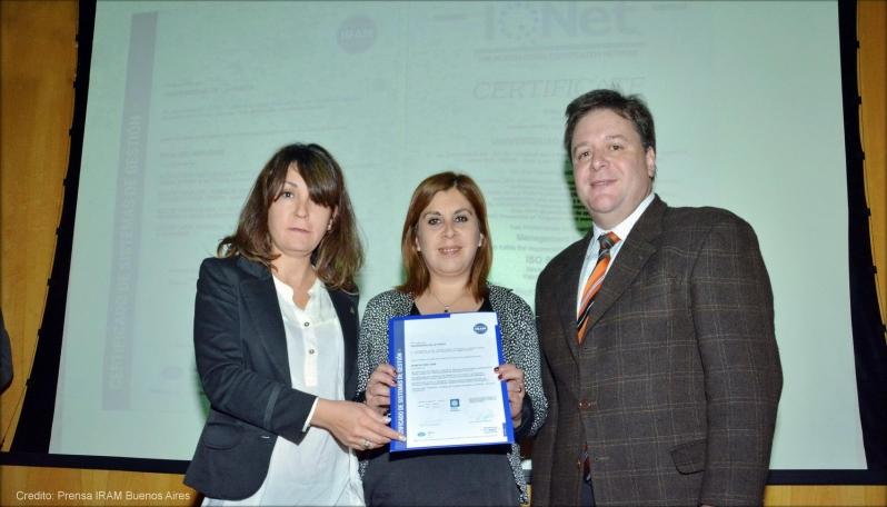 La ULP fue reconocida una vez más por la calidad en sus procedimientos