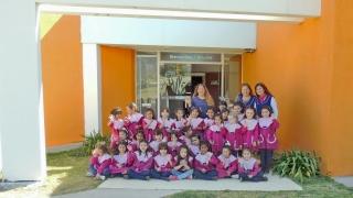 Pequeñas alumnas de la Escuela Bazán conocieron más sobre ciencia en la ULP
