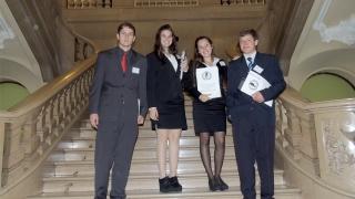Con universitarios de toda Latinoamérica, comenzó el VIII Modelo Internacional de la ONU
