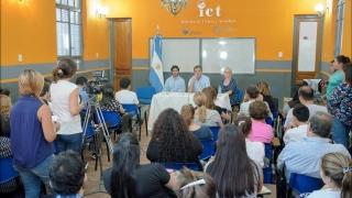 Con récord de inscriptos comenzaron los cursos de idiomas de la ULP