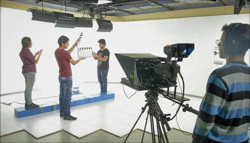 Alumnos de la ULP dan sus primeros pasos profesionales en el mundo audiovisual