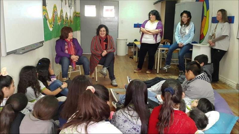 "Alumnos de la EPD ""Albert Einstein"" participan en un certamen escolar nacional"