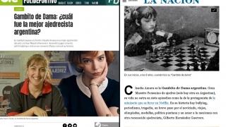 Claudia Amura y un jaque mate a la ficción