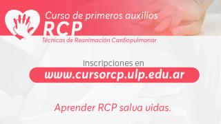 Dictarán un curso en primeros auxilios y RCP