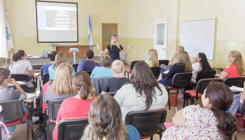 Capacitaciones en Salud: comenzó el taller de Comunicación en San Luis, Merlo y Villa Mercedes
