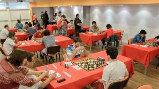 Destacados ajedrecistas en los torneos magistrales de la ULP