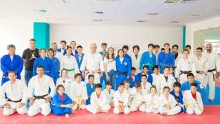 La Federación Provincial de Judo cerró su año en el Campus