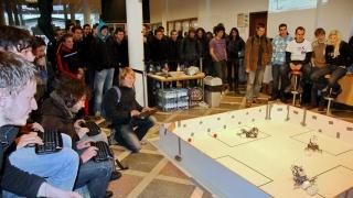 Roboliga 2014: siete equipos de San Luis representarán a la provincia en la final nacional