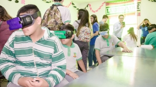 "La ULP participó de la ""Jornada a Puertas Abierta 2019"" en la Escuela Técnica Nº7 ""Manuel Sadosky"""