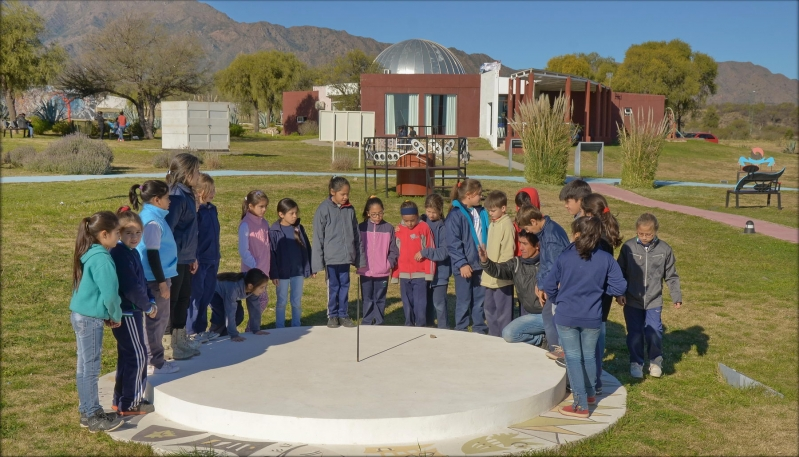 El Parque Astronómico celebra su 9º aniversario a lo grande