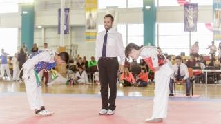El Campus fue epicentro del primer torneo ranqueable de taekwondo