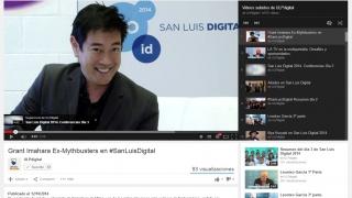 Volvé a vivir #SanLuisDigital en el canal de YouTube de la ULP