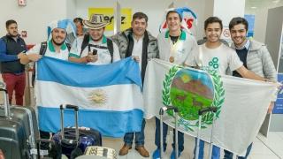 RoboRAVE 2017: la robótica puntana vuelve a estar en la cima mundial