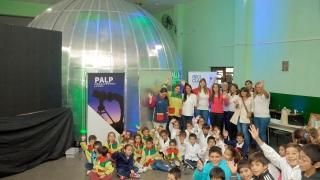El Planetario Itinerante de la ULP llega a Quines