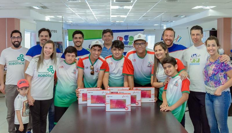 Las Olimpíadas Especiales de la Puntanidad  sigue premiando a sus ganadores