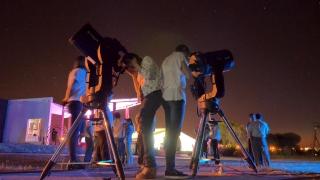 Vení al PALP y disfrutá de un brillante espectáculo astronómico