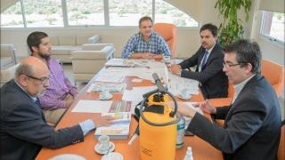 La Universidad de La Punta recibió kits de fumigación del Ministerio de Salud