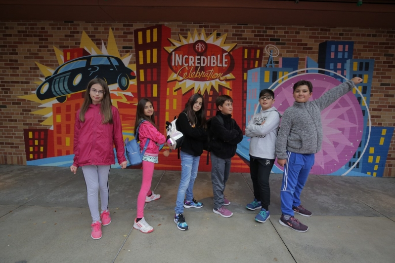 Los Mini Programadores recorrieron Hollywood Studios