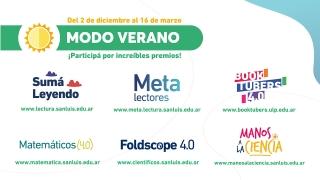 """Furor por los concursos """"Modo Verano"""" de la ULP"""