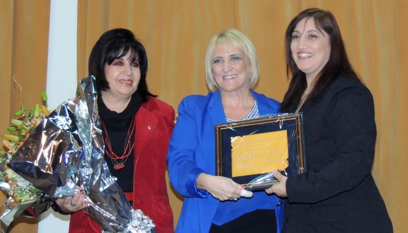 Claudia Amura: una carrera colmada de éxitos