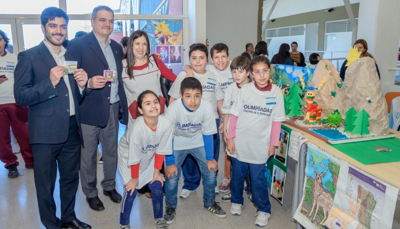 Con alegría y emoción se vivieron las Olimpíadas Especiales de la Puntanidad