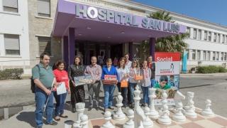 El ajedrez estará presente en toda la comunidad del Policlínico Regional San Luis