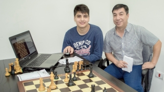 Tres jóvenes talentosos ajedrecistas de la ULP competirán en Ecuador