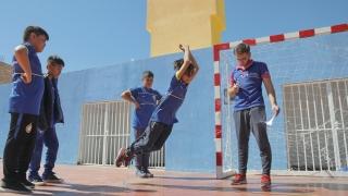El Mapa Deportivo llegó a las escuelas generativas