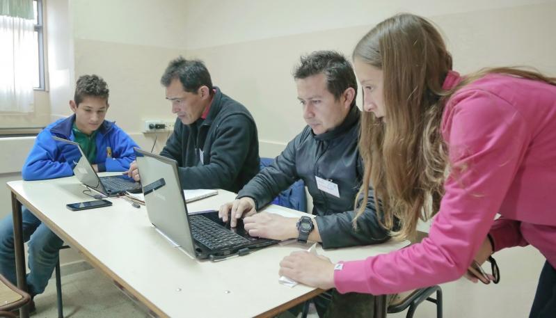 Se presenta la plataforma digital de ajedrez en las escuelas de San Luis