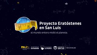 Finalizó el Proyecto Eratóstenes edición 2020