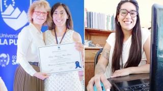 Dos alumnas de la Carrera de Desarrollador de Software se suman al equipo de la empresa Beclever