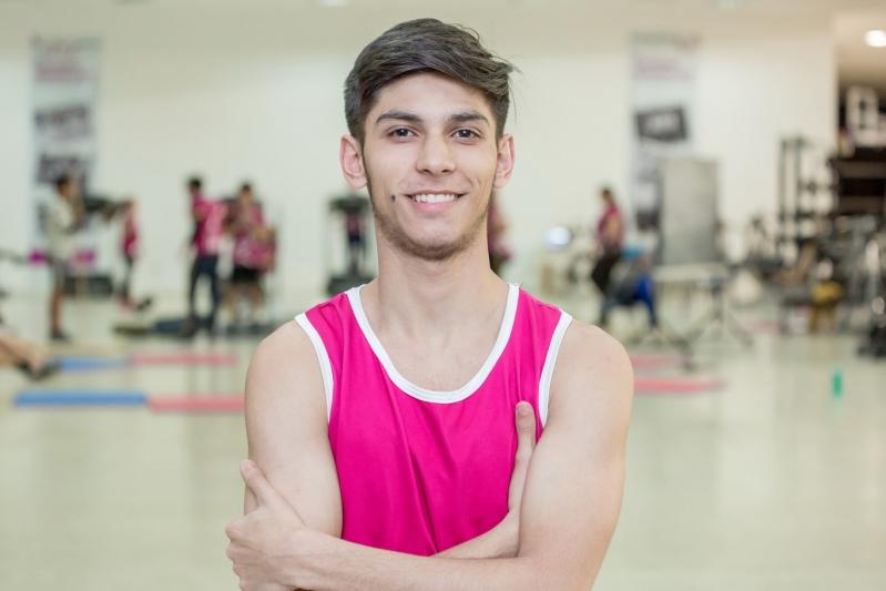 Tomás Páez, con 17 años, competirá en el Nacional U23 de atletismo