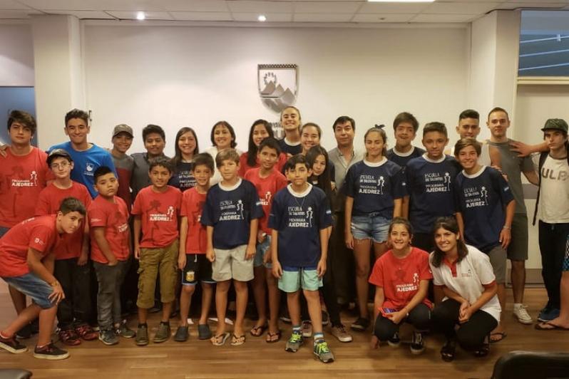 Ajedrez ULP: se presentó la Escuela de Talentos 2019