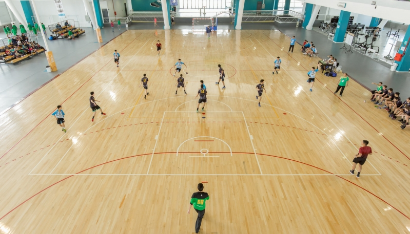 El Regional de Handball se juega en el Campus