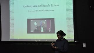 El Modelo de Ajedrez ULP se presentó en el I Encuentro Internacional de Investigadores de Ajedrez