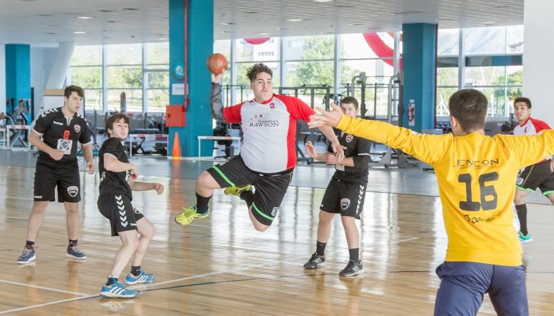 El Campus es epicentro de la Copa San Luis de Handball