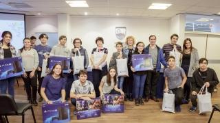Se entregaron los premios del concurso Matemáticas 3.0